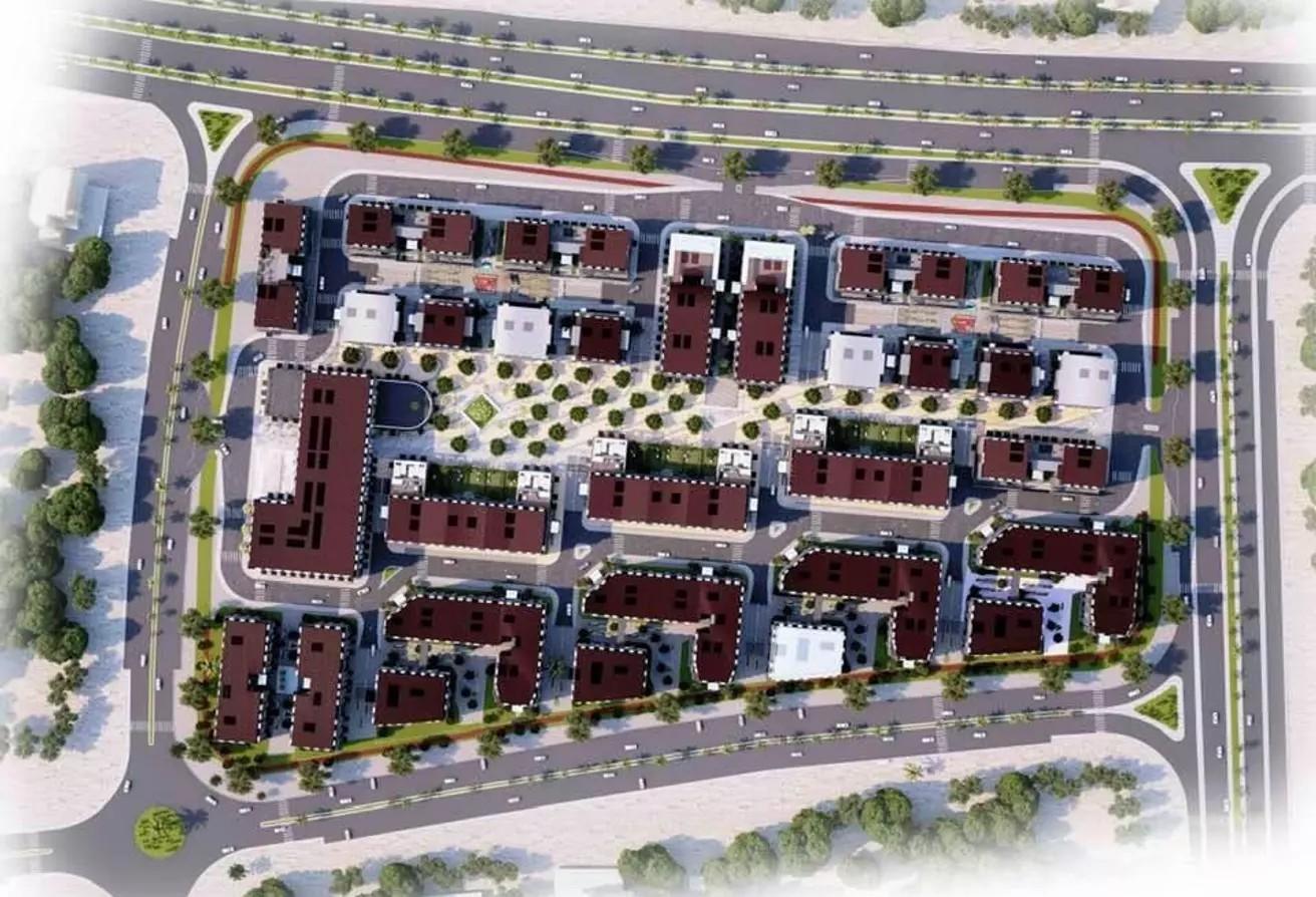 شقة للبيع بالتقسيط حتى 9 سنوات في كمبوند بارك لين