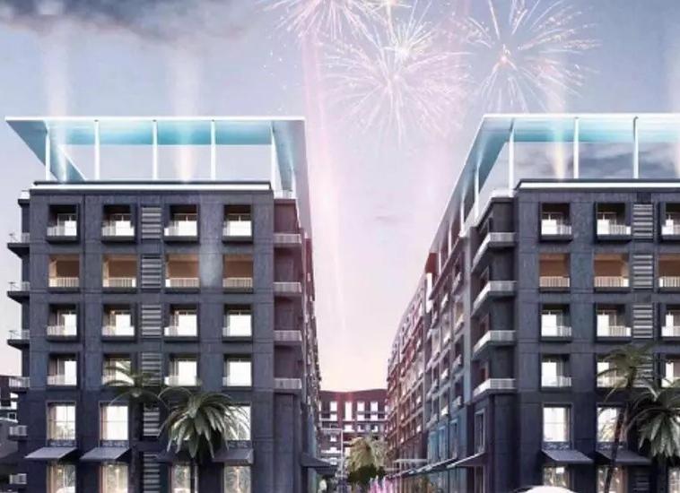 شقة للبيع بكمبوند بارك لين بالعاصمة الادارية الجديدة بمساحة 120 م