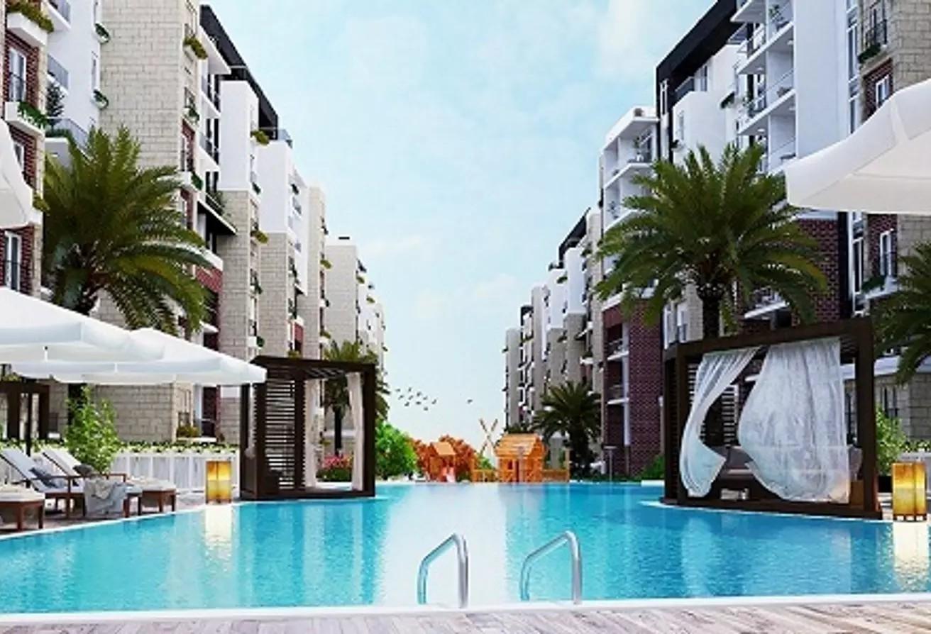شقة للبيع متشطبة في العاصمة بسعر 10،000 للمتر مربع
