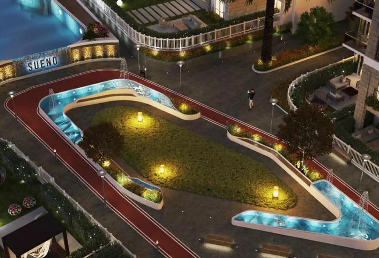 شقة للبيع 150 م بأفضل مناطق العاصمة الإدارية