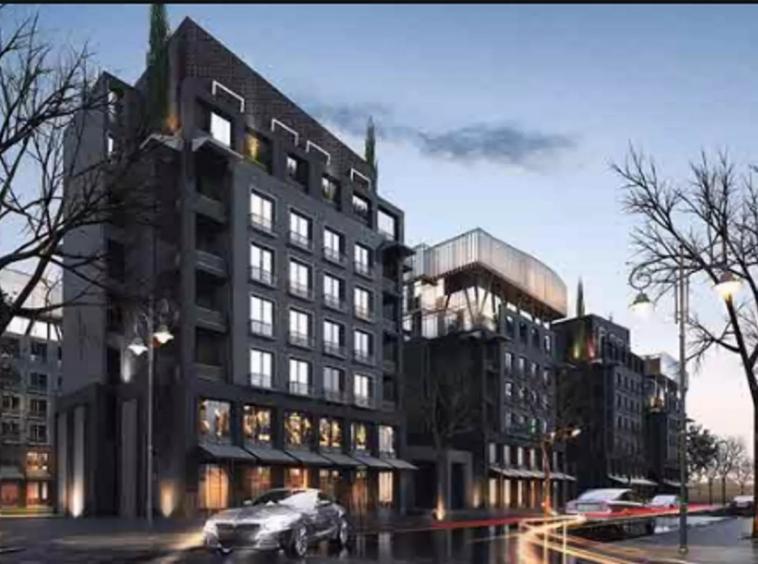 شقة للبيع 165 متر بموقع متميز على بارك لين