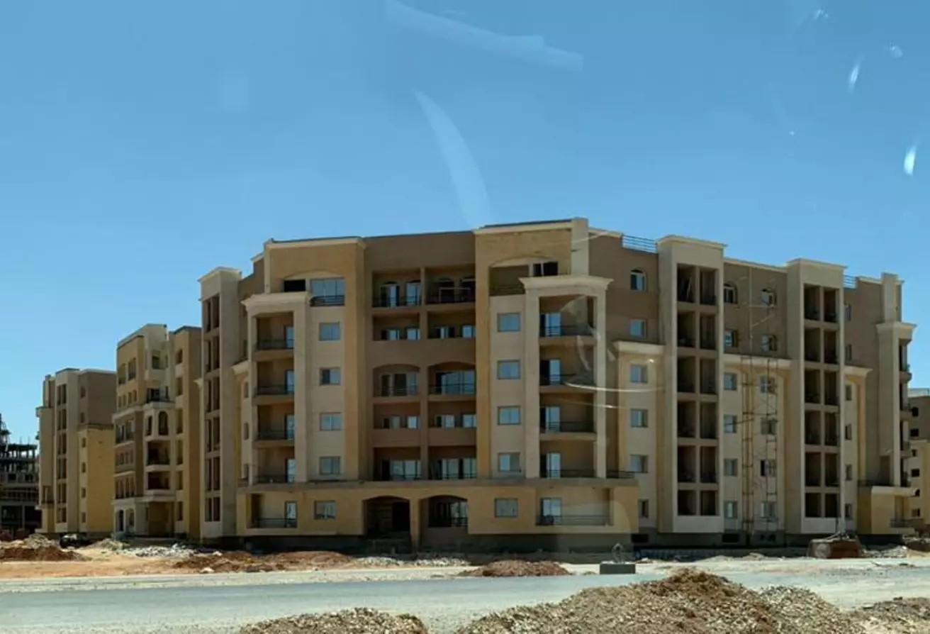 شقة للبيع 153 م متشطبة بالكامل بالوجهة العاصمة الادارية
