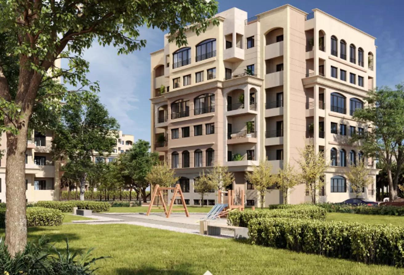شقة للبيع 163 سوبر لوكس العاصمة الادارية استلام 2021